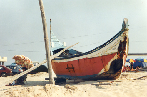 port 11 petite barq plage 1995