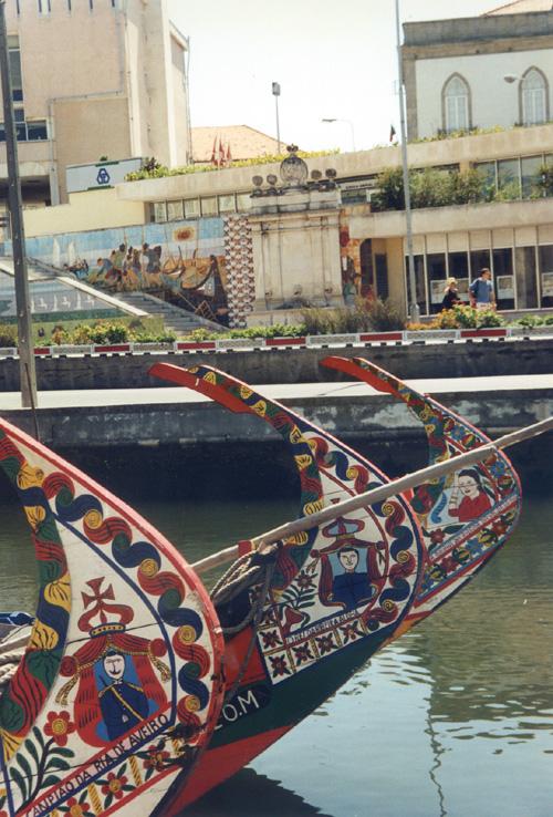 port 5 aveiro 3 proues 1995