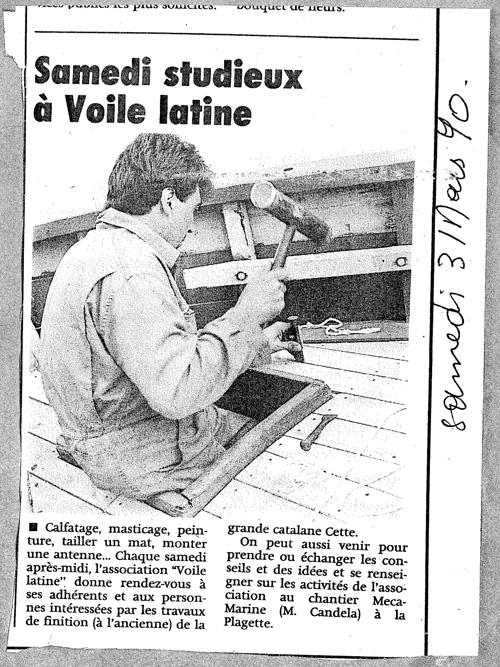1989 mr candela restaure cette ds son chantierb
