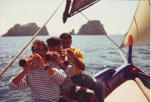 1996 4 Hautbois dans le tas de poisb