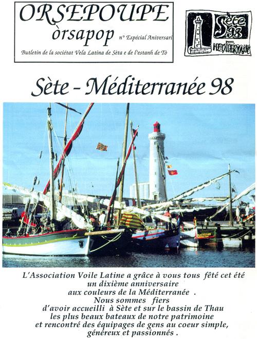 1998 journal 'orsepoupe'b